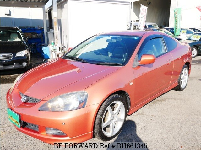 Used 2005 HONDA INTEGRA BH661345 for Sale