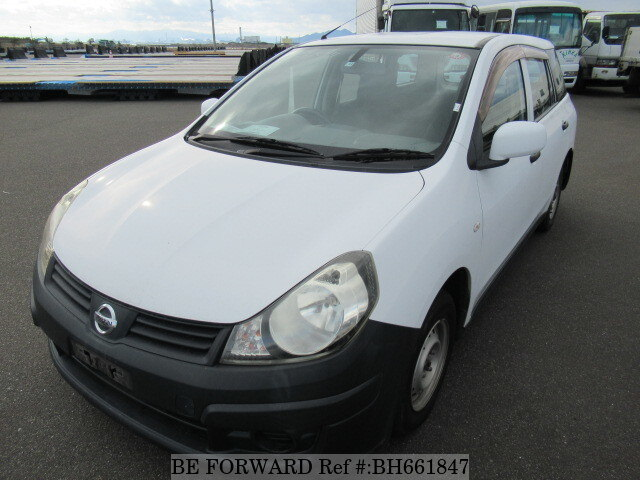 Used 2012 NISSAN AD VAN BH661847 for Sale