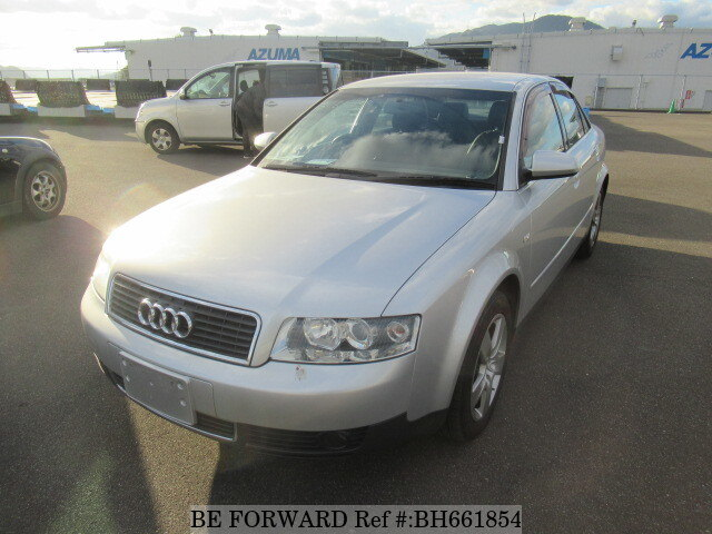 Used 2003 AUDI A4 BH661854 for Sale