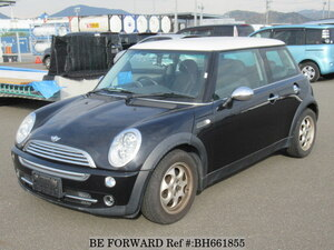 Used 2006 BMW MINI BH661855 for Sale