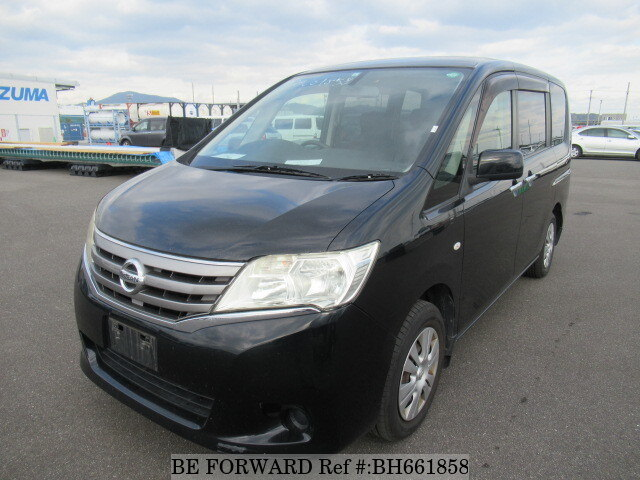 Used 2011 NISSAN SERENA BH661858 for Sale