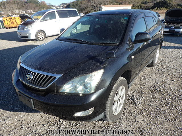 Used 2009 TOYOTA HARRIER BH661979 for Sale
