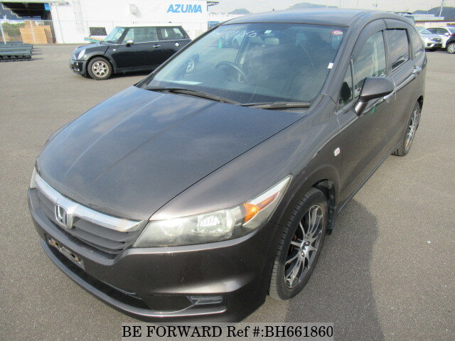Used 2008 HONDA STREAM BH661860 for Sale