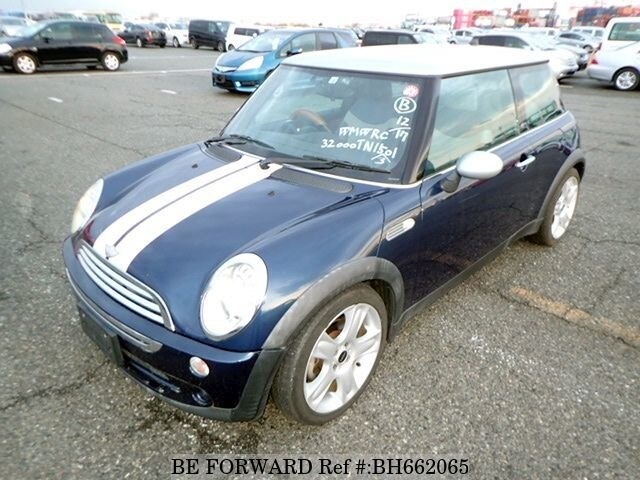 Used 2006 BMW MINI BH662065 for Sale