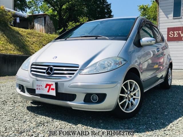 Used 2007 MERCEDES-BENZ A-CLASS BH662762 for Sale