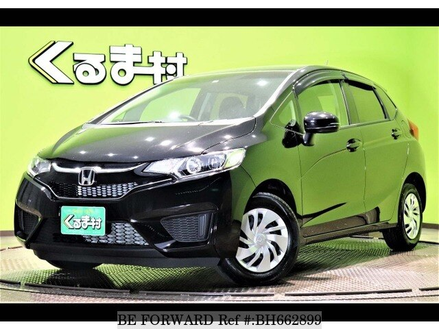 Used 2017 HONDA FIT BH662899 for Sale
