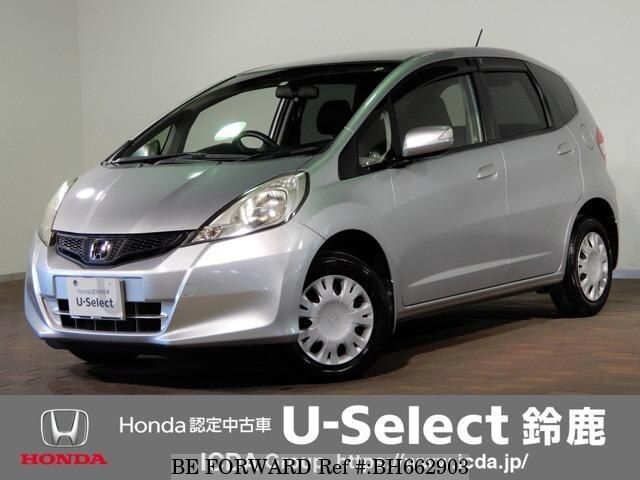 Used 2012 HONDA FIT BH662903 for Sale