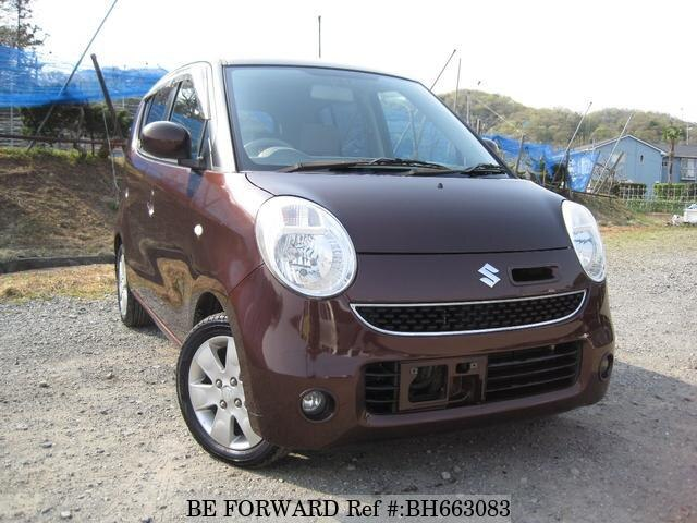 Used 2006 SUZUKI MR WAGON BH663083 for Sale