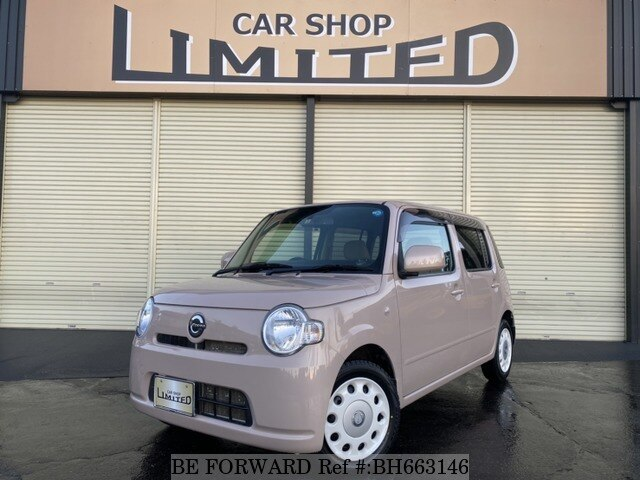 Used 2009 DAIHATSU MIRA COCOA BH663146 for Sale