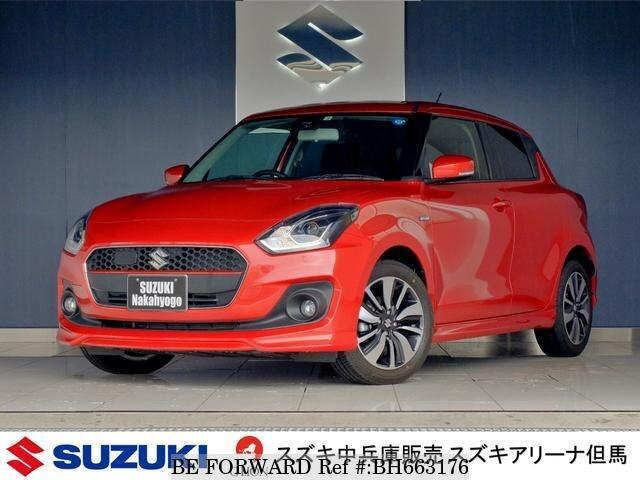 Used 2018 SUZUKI SWIFT BH663176 for Sale