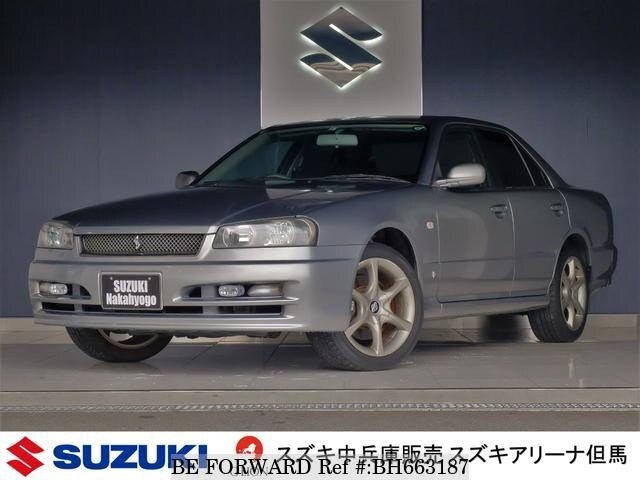 Used 2001 NISSAN SKYLINE BH663187 for Sale