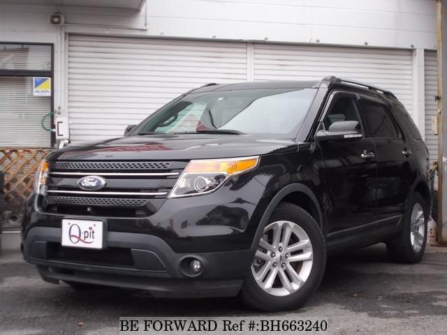 Used 2013 FORD EXPLORER BH663240 for Sale