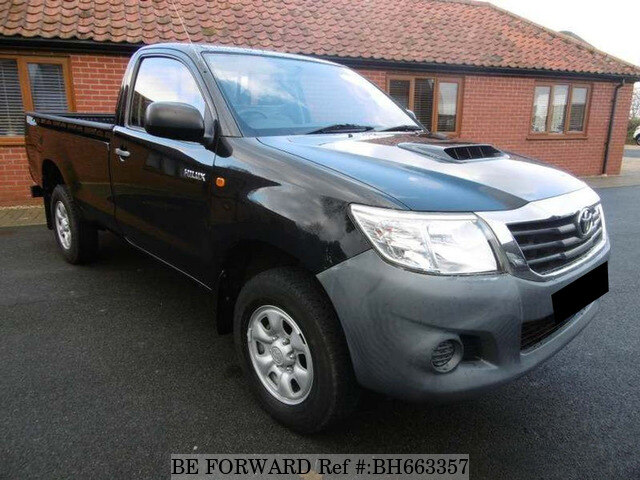 Used 2012 TOYOTA HILUX BH663357 for Sale