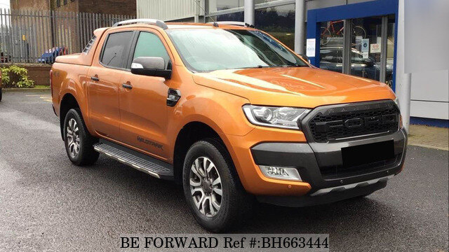 Used 2017 FORD RANGER BH663444 for Sale