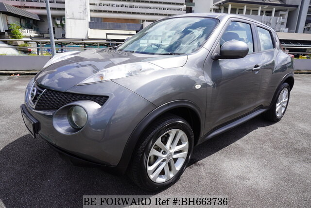 Used 2011 NISSAN JUKE BH663736 for Sale