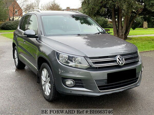 Used 2015 VOLKSWAGEN TIGUAN BH663746 for Sale