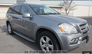 Used 2011 MERCEDES-BENZ GL-CLASS BH663824 for Sale