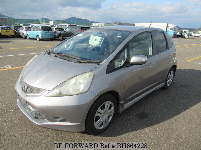 Used 2008 HONDA FIT BH664228 for Sale