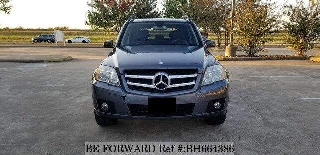 Used 2010 MERCEDES-BENZ GLK-CLASS BH664386 for Sale