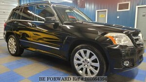 Used 2011 MERCEDES-BENZ GLK-CLASS BH664394 for Sale