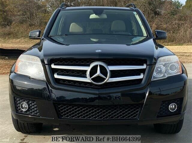 Used 2012 MERCEDES-BENZ GLK-CLASS BH664399 for Sale