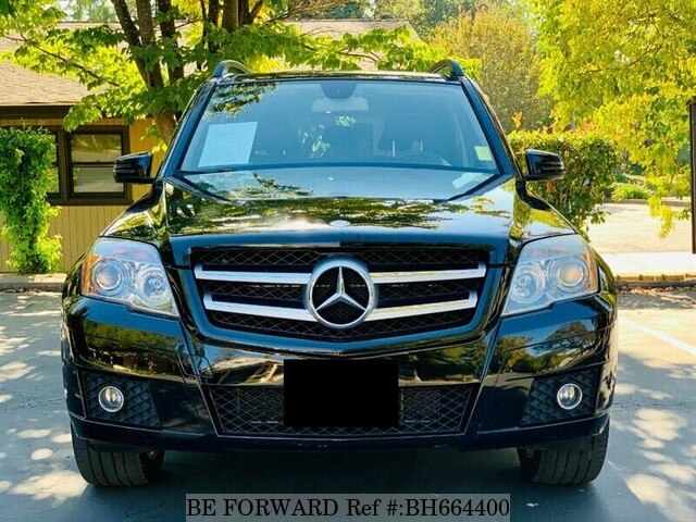 Used 2012 MERCEDES-BENZ GLK-CLASS BH664400 for Sale