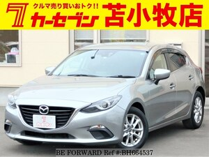 Used 2015 MAZDA AXELA SPORT BH664537 for Sale