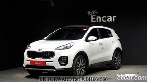 Used 2017 KIA SPORTAGE BH664566 for Sale