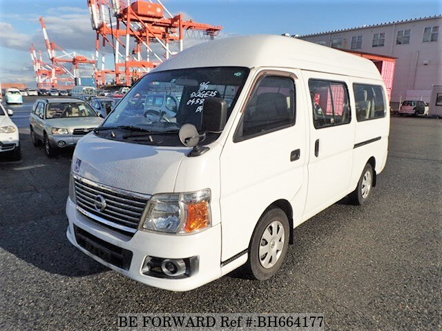 Used 2006 NISSAN CARAVAN BUS BH664177 for Sale
