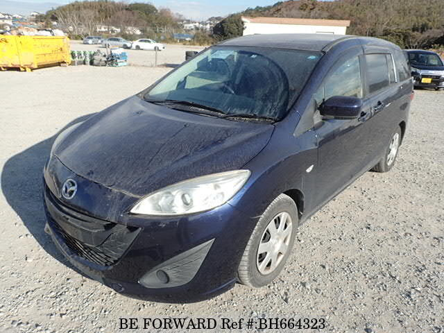 Used 2011 MAZDA PREMACY BH664323 for Sale