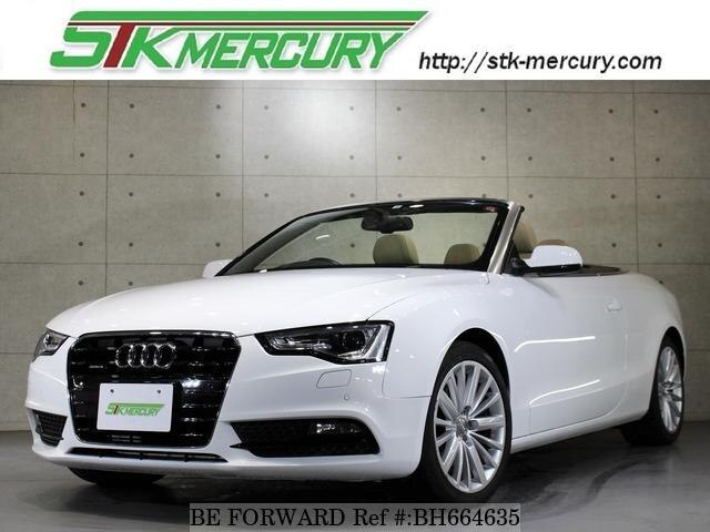 Used 2012 AUDI A5 BH664635 for Sale