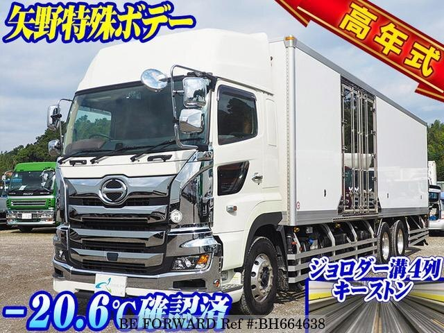 Used 2018 HINO PROFIA BH664638 for Sale