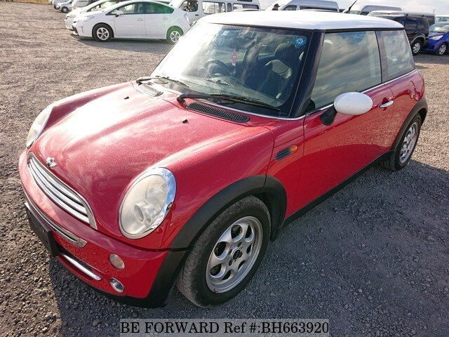 Used 2005 BMW MINI BH663920 for Sale