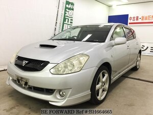 Used 2003 TOYOTA CALDINA BH664665 for Sale