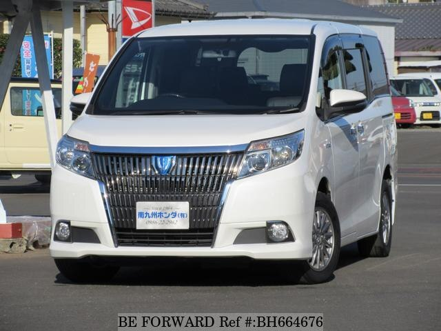 Used 2015 TOYOTA ESQUIRE BH664676 for Sale