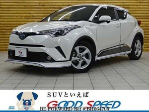 Used 2017 TOYOTA C-HR BH664705 for Sale