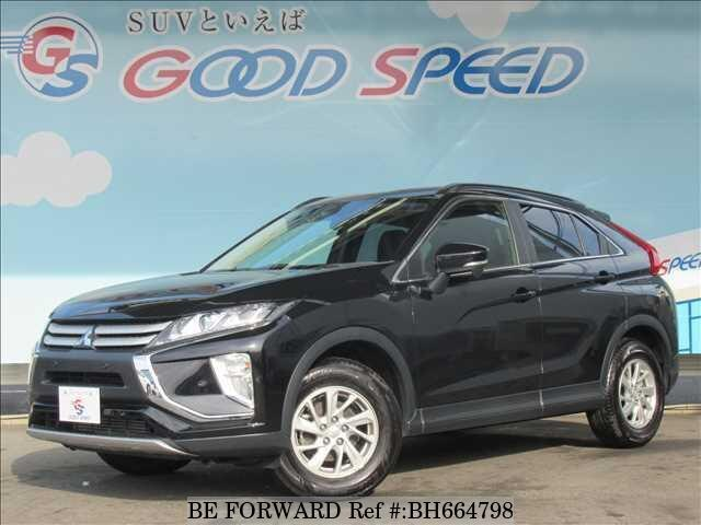 Used 2018 MITSUBISHI ECLIPSE CROSS BH664798 for Sale