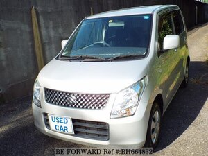 Used 2009 SUZUKI WAGON R BH664832 for Sale