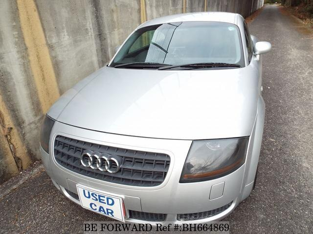 Used 2003 AUDI TT BH664869 for Sale