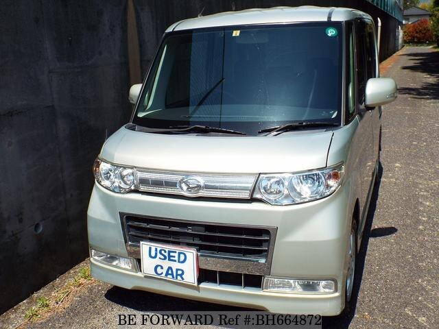Used 2009 DAIHATSU TANTO BH664872 for Sale