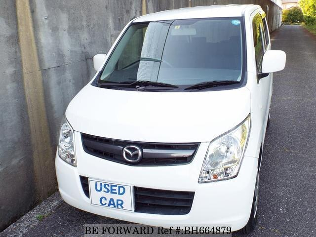 Used 2011 MAZDA AZ-WAGON BH664879 for Sale