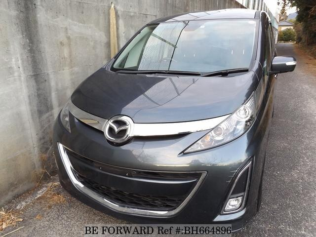 Used 2008 MAZDA BIANTE BH664896 for Sale