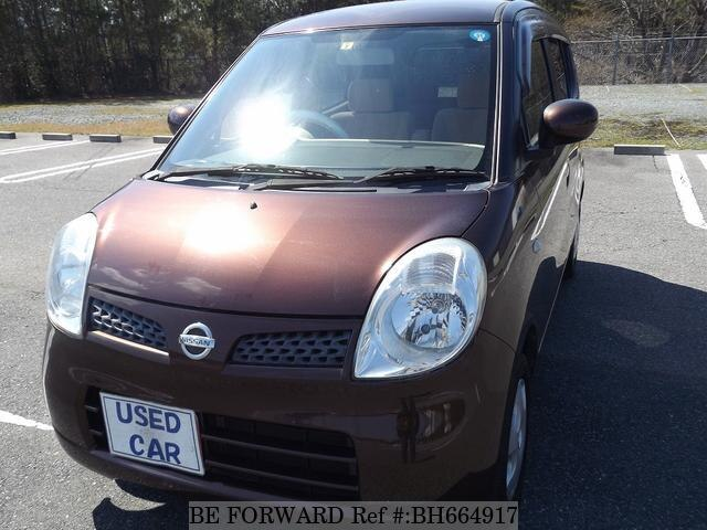 Used 2008 NISSAN MOCO BH664917 for Sale