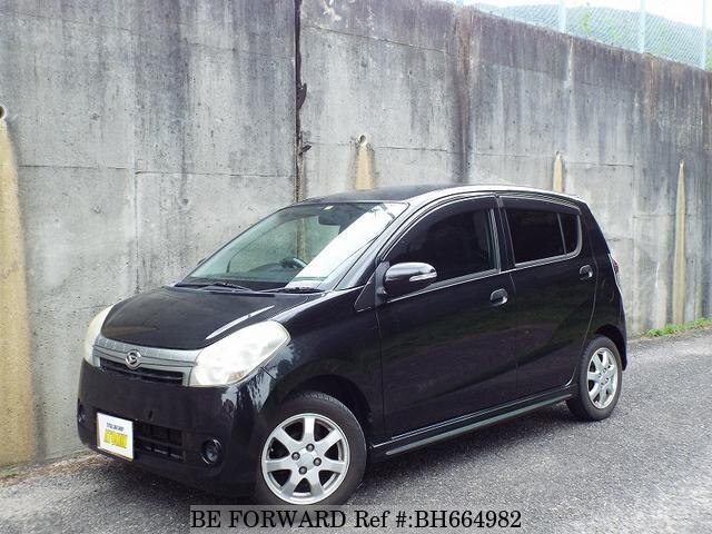 Used 2009 DAIHATSU MIRA CUSTOM BH664982 for Sale