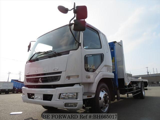 Used 2007 MITSUBISHI FIGHTER BH665017 for Sale