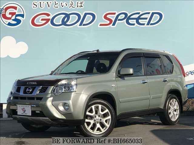 Used 2011 NISSAN X-TRAIL BH665033 for Sale