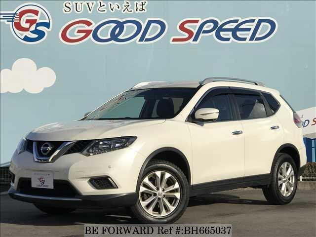 Used 2015 NISSAN X-TRAIL BH665037 for Sale