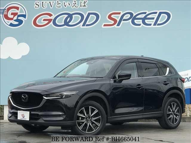 Used 2017 MAZDA CX-5 BH665041 for Sale