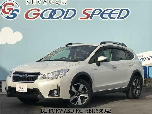 Used 2015 SUBARU IMPREZA XV HYBRID BH665042 for Sale