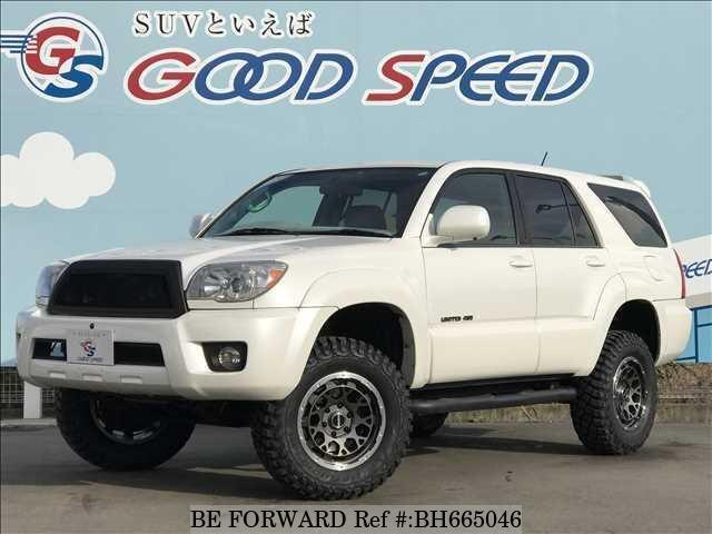 Used 2006 TOYOTA HILUX SURF BH665046 for Sale